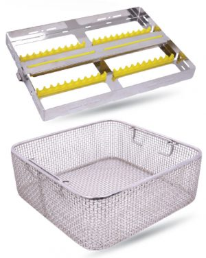 Cassette Trays and Baskets